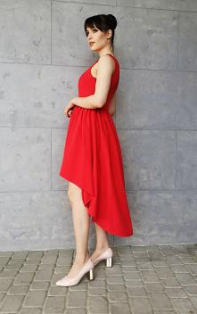 Sukienka Typu Hiszpanka Z z...