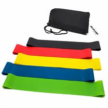 Taśmy oporowe do ćwiczeń max 1.5 $ zależne od koloru
