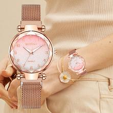 Słodki zegareczek za 3 $ różne wzory. Kliknij w link przeniesie Cie do aliexpress :)