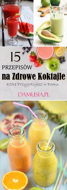 TOP 15 Przepisów na Zdrowe ...