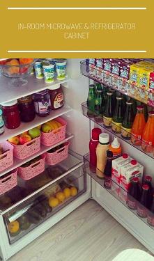 idealny porządek w lodówce