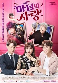 Witch's Love                                                                        -                                             Kang Cho Hong jest niewinną czarownicą i m...