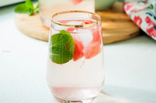 Woda smakowa arbuz i mięta ...