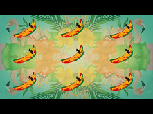 Banana (feat. Shaggy) [DJ FLe - Minisiren Remix] Lyric Video | Conkarah