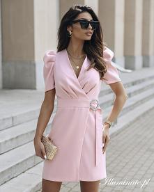 Elegancka sukienka na każdą...