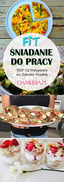 Zdrowe Śniadanie: TOP 12 Pr...