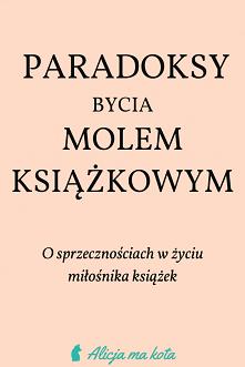 Paradoksy bycia molem książ...
