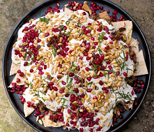 BEEF AND AUBERGINE FATTEH b...