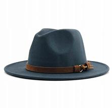 Klasyczny kapelusz