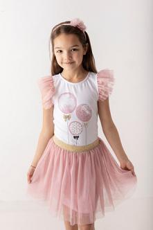 Bardzo ładne bluzki i body dla dziewczynek