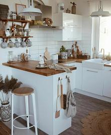 #biala kuchnia #elegancka