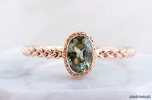 zielony pierścień  #zielony...