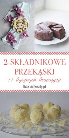 2-Składnikowe Przekąski – 1...