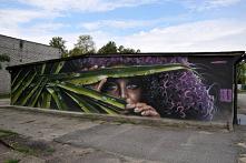 #mural #sylwesterlaskawski #jaslo #nagarazu