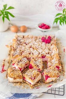 Ciasto malinowa pianka - Najlepsze przepisy   Blog kulinarny - Wypieki Beaty