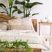 Sypialnia z meblami woskowanymi z litego drewna sosnowego o różnych rozmiarach i modelach