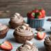 Babeczki czekoladowe z kremem czekoladowym!