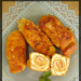 Roladki drobiowe z salami i żółtym serem