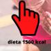 Dieta 1500 kcal - kliknij i sprawdź