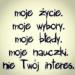 mojecytatki .pl/14217-moje_zycie,_moje_wybory.html #love #polishgirl #polishboy #polish #miłość #cytaty #cytatyomiłości #naiwna #ufam #kocham #zycie