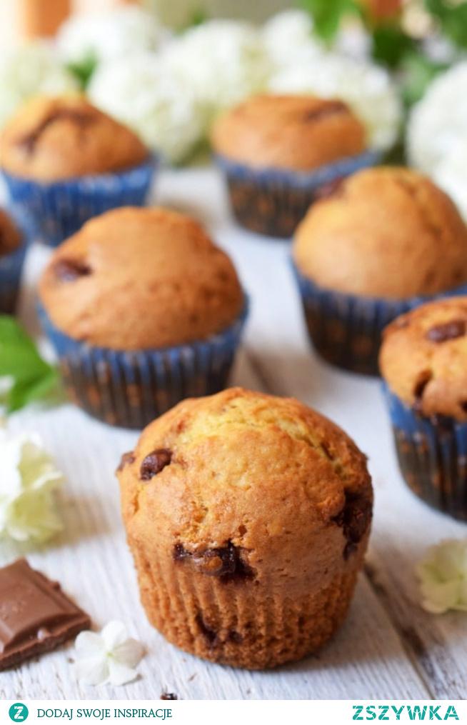 Najlepszy przepis na muffinki z czekoladą