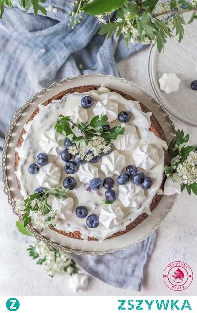 Sernik na cieście czekoladowym - Najlepsze przepisy   Blog kulinarny - Wypieki Beaty