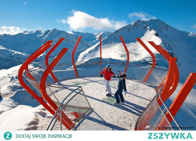 Takie widoki tylko w Austrii. Region narciarski Gastein poleca się na wyjazd.