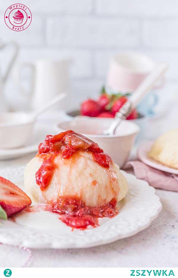 Domowe pampuchy - Najlepsze przepisy | Blog kulinarny - Wypieki Beaty
