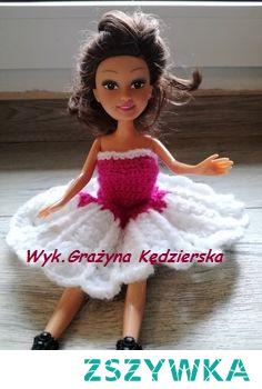 Ubranka, kreacje dla Barbie