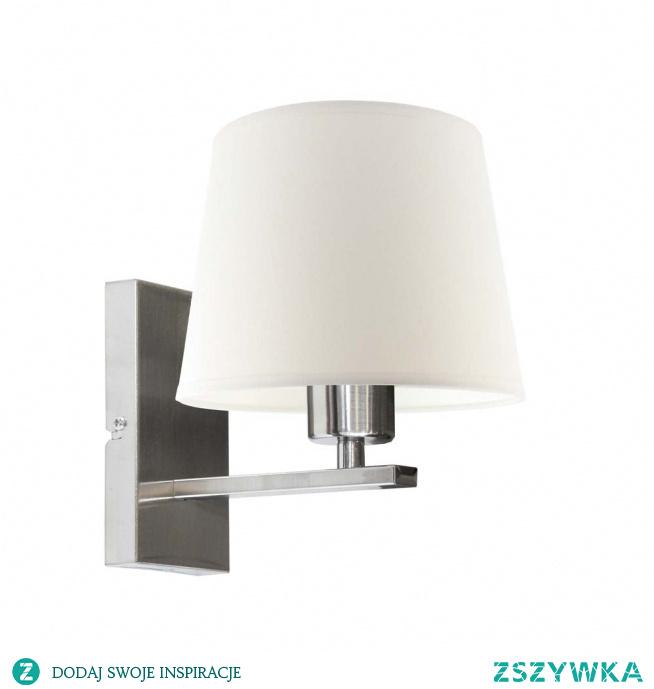 Oświetlenie HVAR to nowoczesny kinkiet ścienny pełniący rolę niepowtarzalnego uzupełnienia aranżacji biur, hoteli, restauracji a także salonów, sypialni i przedpokojów. To wspaniała propozycja dla osób ceniących sobie elegancję i funkcjonalność detali. Oprawa zachwyca swoją uniwersalnością dzięki szerokiej palecie wariantów kolorystycznych stelaża oraz abażurów. Kinkiet ma 23 cm szerokości oraz 25 cm wysokości.  Do wyboru mamy kilkanaście kolorów abażurów: biały, ecru, jasny szary, miętowy, musztardowy, jasny różowy, jasny fioletowy, beżowy, szary (stalowy), czerwony, niebieski, fioletowy, zielony butelkowy, granatowy, grafitowy, brązowy, czarny oraz szary melanż (tzw. betonowy), i 5 kolorów stelaży: biały, czarny, chrom, stal szczotkowana, stare złoto.