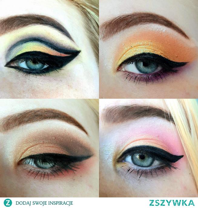 CZEŚĆ! Jeśli podoba się Tobie ten makijaż, lubisz oglądać inspirację tego typu, serdecznie Cię zapraszam na swój nowy profil na instagramie @From_Bland_To_Glam