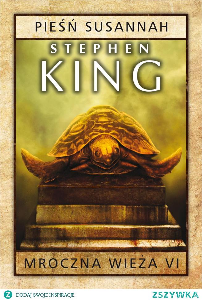 5. 'Mroczna Wieża: Pieśń Susannah' Stephen King (2004)