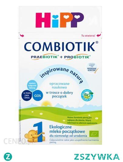 Mleko Modyfikowane - Hipp Combiotik - Rossmann