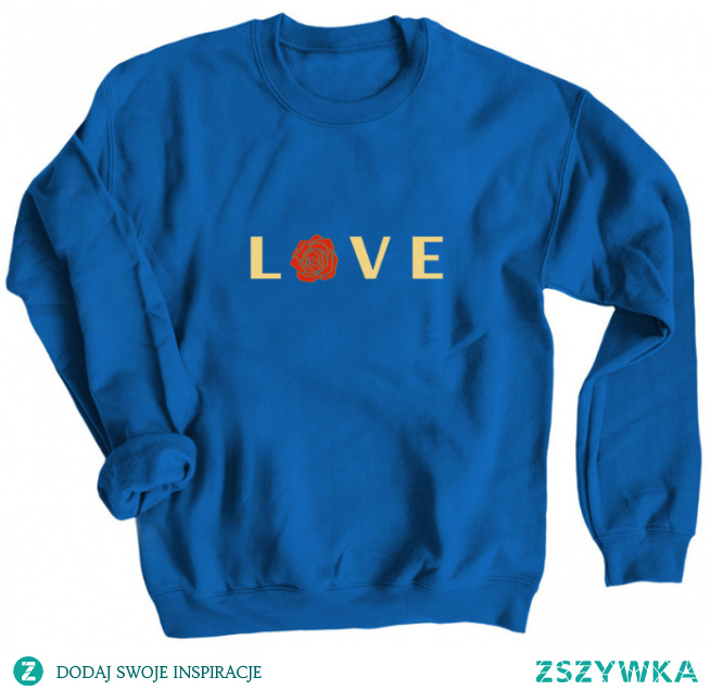 LOVE - Sweatshirt. Limited Edition! Only 50 available! - $35.99
