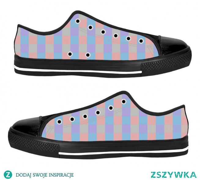 Pastel squares shoes - $79.95