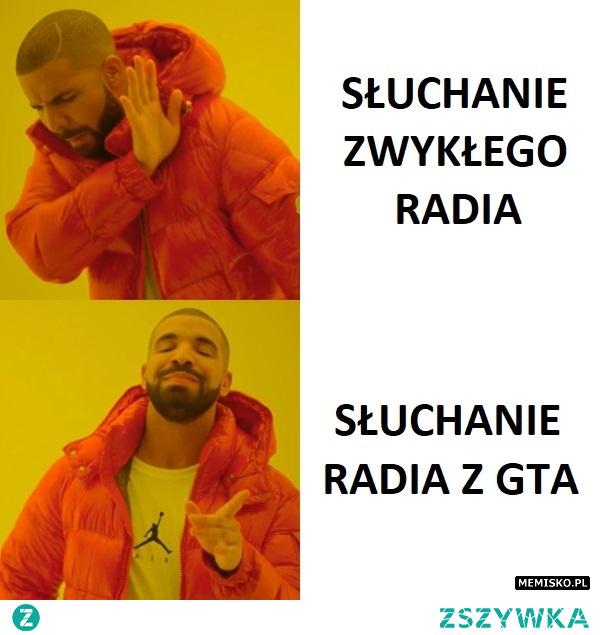 Radio z GTA