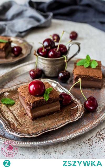 Magiczne ciasto czekoladowe - Najlepsze przepisy | Blog kulinarny - Wypieki Beaty