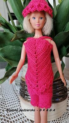 Komplet letni dla Barbie-2020