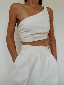#white#look