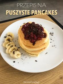 Przepis na Puszyste Pancakes