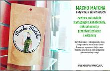 Macho Matcha konopna  konop...