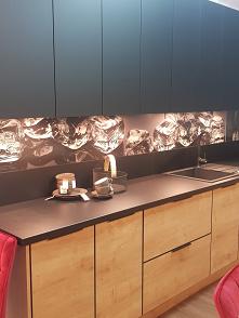 Panel MDF SP 095, alternatywa dla szkła oraz glazury