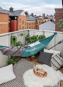 #hamak #balkon
