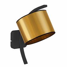 Kinkiet TEKSAS MIRROR to designerska lampa ścienna, która zaspokoi gusta nawet najbardziej wymagających klientów. Ramię kinkietu ułożone jest pod skosem tak, by odbić światło i ...