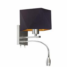 Prosta forma lampy ściennej...