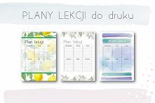 Plan lekcji do druku  HAART.pl