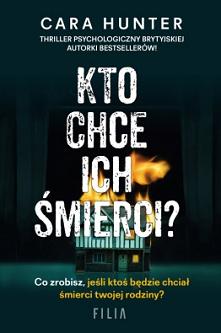 """#carahunter #ktochceichsmierci Nowy kryminał jednej z najlepszych brytyjskich autorek thrillerów psychologicznych. Bestseller """"The Sunday Times"""". Co jeśli ktoś chciałby śmierci ..."""