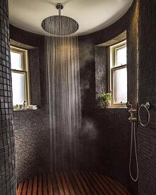 #łazienka #luksus #deszczownica