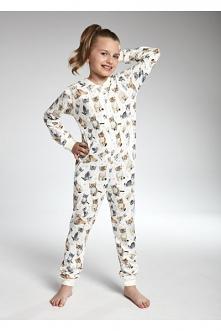 Piżama dziewczęca w słodkie...