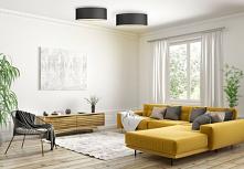 Plafon DUBAJ to ściśle przylegający do sufitu plafon. Prosty, stylowy i elegancki. Jego uniwersalna konstrukcja i prosty design sprawdzi się doskonale w każdym wnętrzu – urządzo...